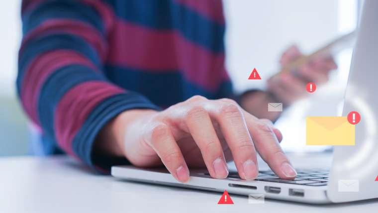 Explosion des tentatives de piratage informatique