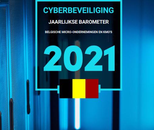 Cyberbeveiliging: jaarlijkse barometer 2021
